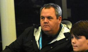 UAB Athletic Director Mark Ingram. (Solomon Crenshaw Jr. / Alabama NewsCenter)