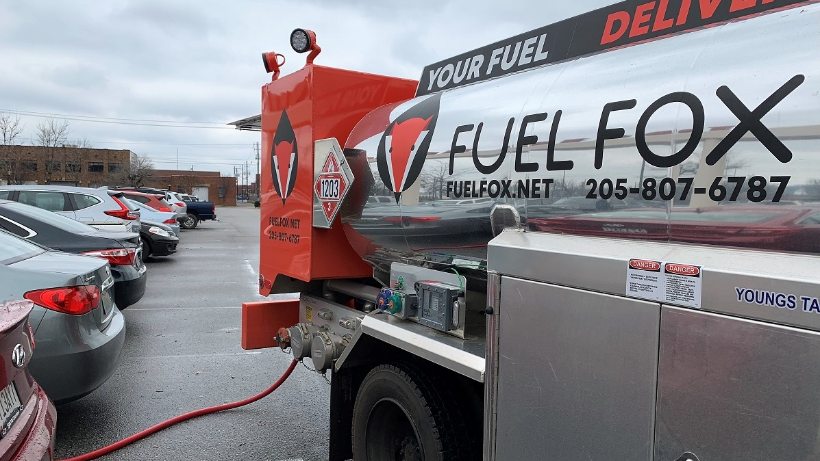 Birmingham company FuelFox changes the way people fill up