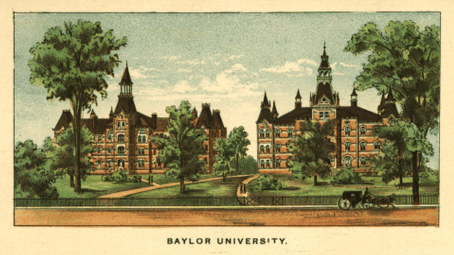 On this day in Alabama history: Founder of Baylor University in Texas died