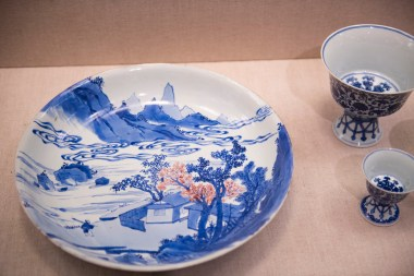 The Birmingham Museum of Art displays a wide variety of Japanese artwork and objects. (Phil Free/Alabama NewsCenter)