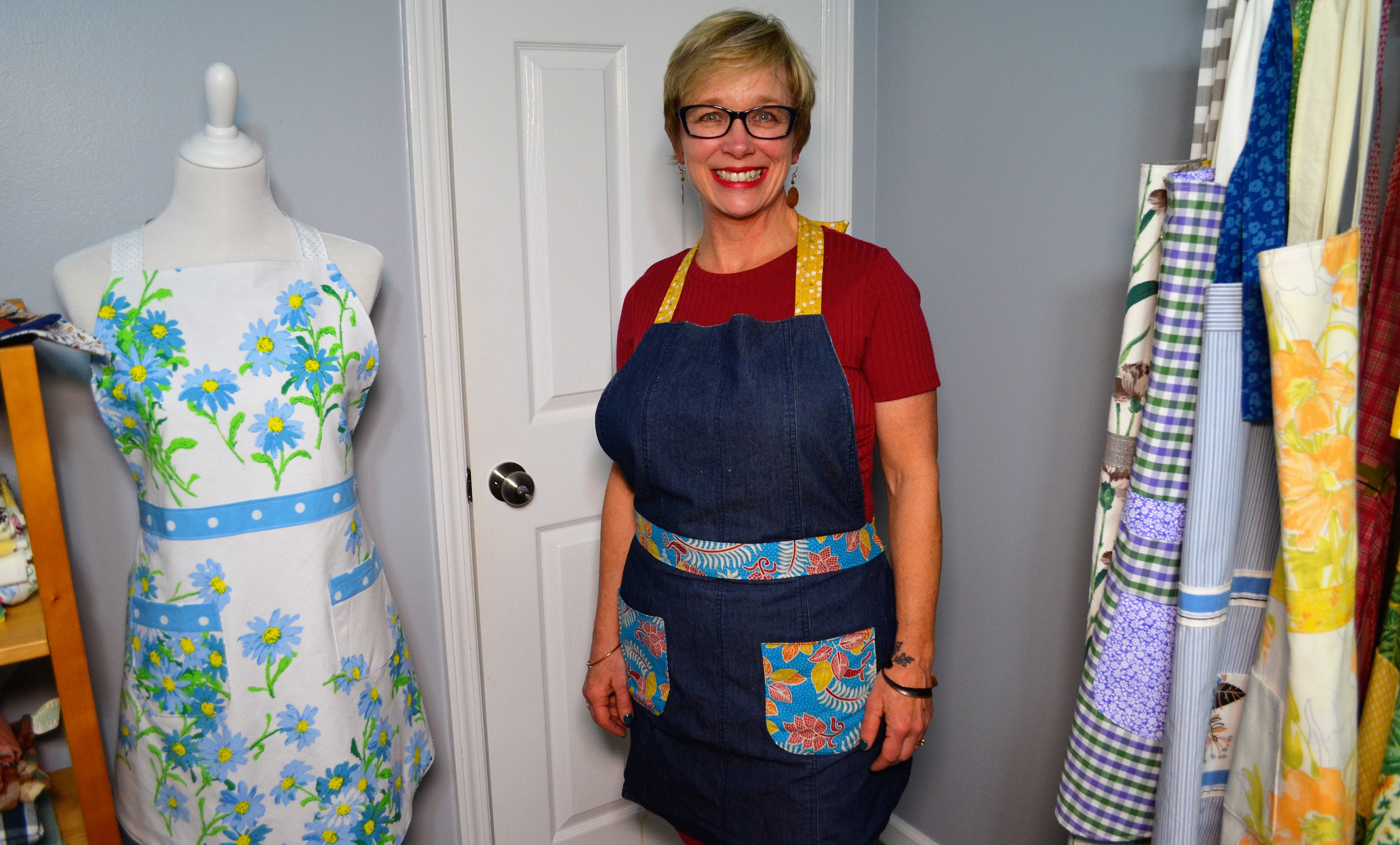 Alabama Maker thimbletreestudio stitches a mother-daughter connection