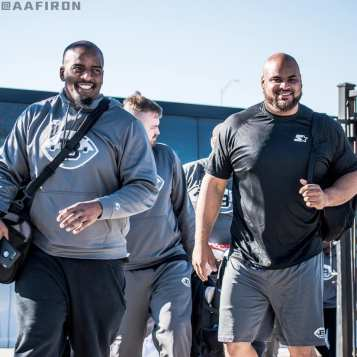 The Birmingham Iron's roster is set and the season opener is drawing near for the new Alliance of American Football pro league. (contributed)