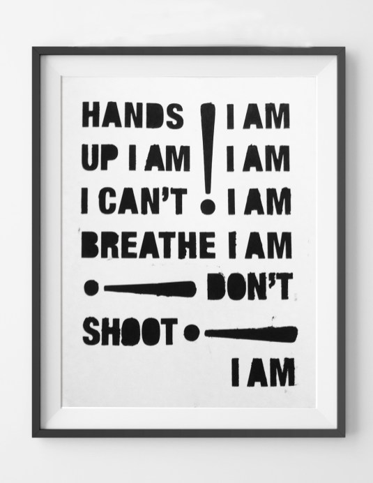 I AM by Jarrett Key. (Shutterstock)