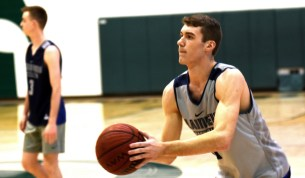 Caden Millican has made 43.4 of his 3-point shots this season for Plainview High. (Solomon Crenshaw Jr. / Alabama NewsCenter)