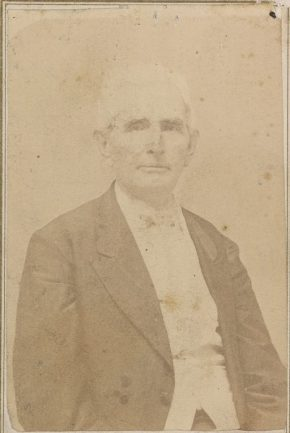 Portrait of Andrew B. Moore, undated. (Library of Congress, Prints and Photographs Division)