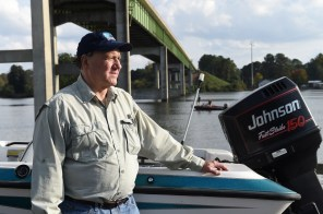 Gene Phifer has loved Alabama's waterways since childhood, and he has been a huge benefactor to them through Renew Our Rivers, a cleanup program he started with the help of his fellow Alabama Power employees 20 years ago. (contributed)