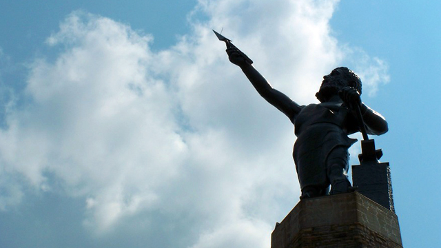On this day in Alabama history: Vulcan was voted for downtown display