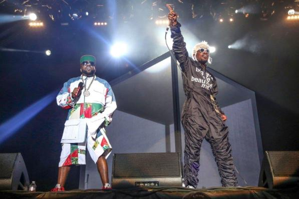 Outkast is among the artists who have performed at Hangout Fest. (Hangout Fest)