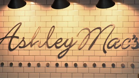 Ashley Mac's has become a recognized brand in the Birmingham area since its founding in 2005. (Dennis Washington/Alabama NewsCenter)