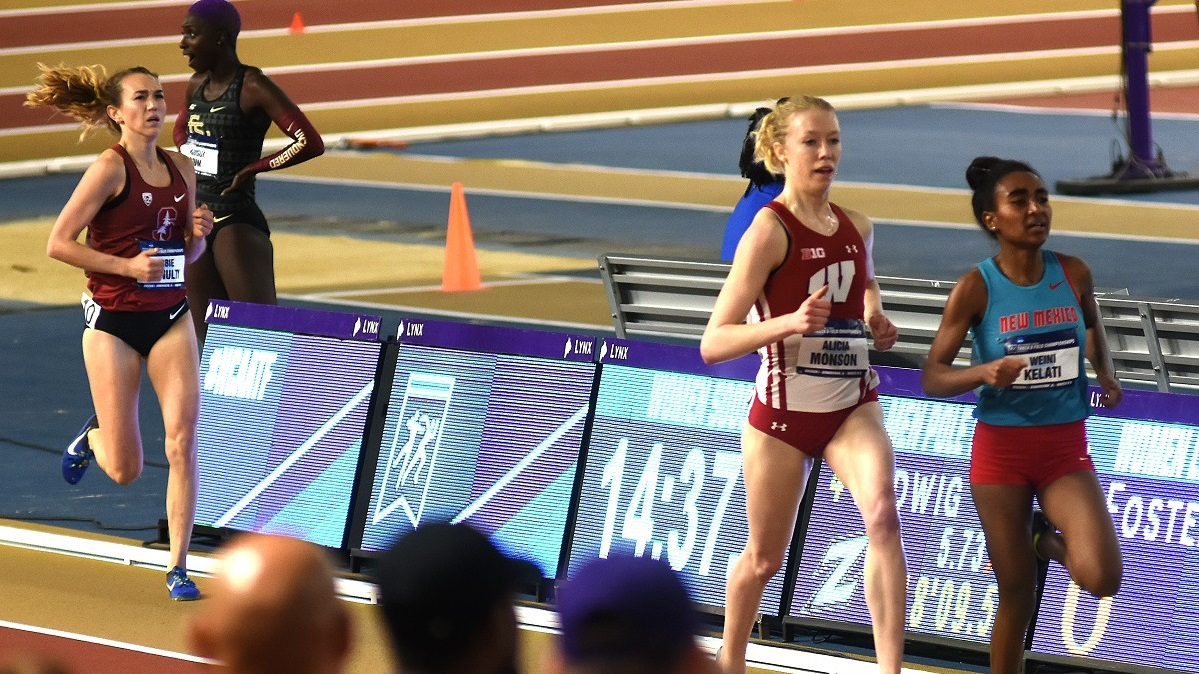 NCAA Division I track and field championship shows Birmingham's potential as sports host