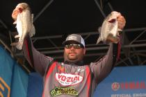Clent Davis of Montevallo is fishing in the Bassmaster Elite series and hoping to make it into next year's Bassmaster Classic. (Seigo Saito / B.A.S.S.)