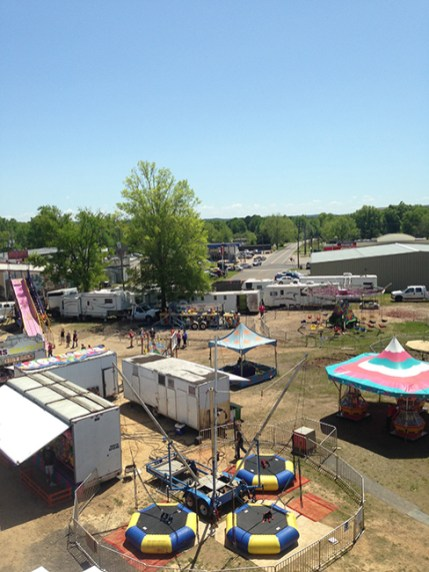 The Town of Berry will showcase its finest in live entertainment, vintage cars, tractors, motorcycles, arts and crafts, food and a kids' zone. (Contributed)