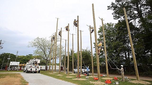 Alabama Power and Bishop State partner to create lineman training program
