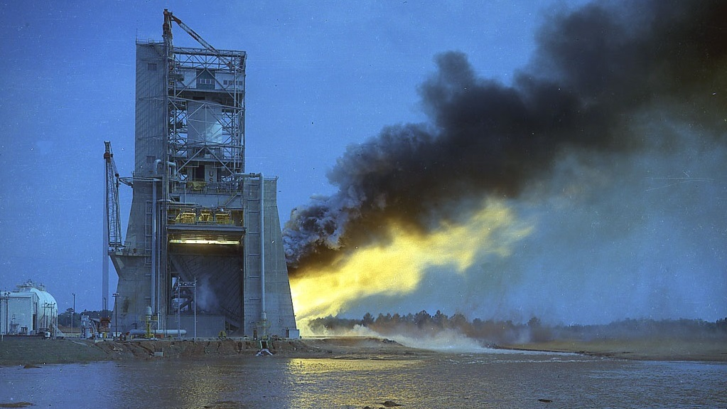 Blue Origin will test Alabama-made rocket engines at historic NASA site