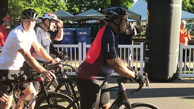 Bo Bikes Bama participants cycle to help Alabamians recover after major losses