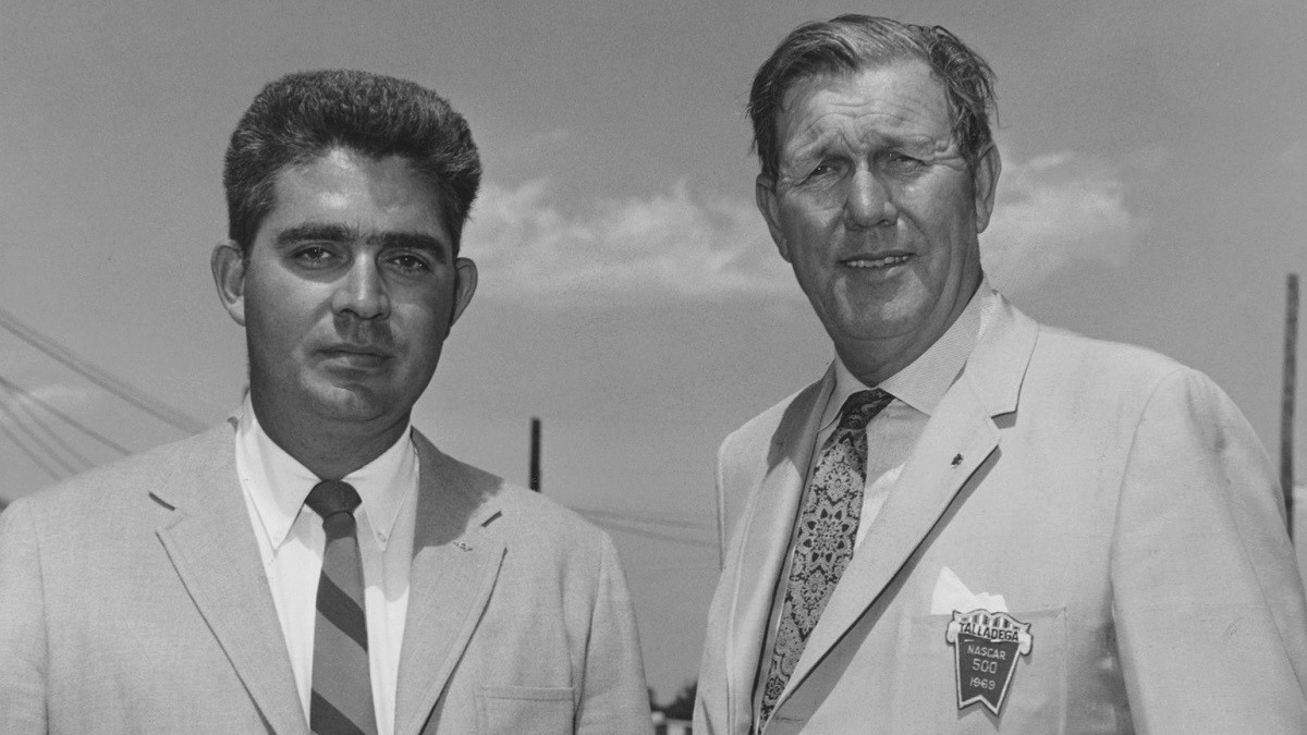 Talladega Superspeedway at 50: Bill France's vision for palace of speed came to life in 1969