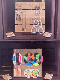 Originality 101's handmade jewelry can be found at Life Touch Massage in Birmingham. (contributed)