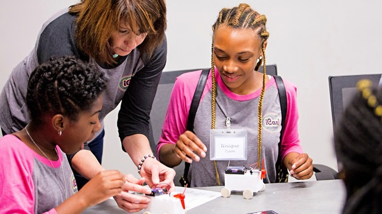 Alabama Power hosts iCan Girls Engineering Conference