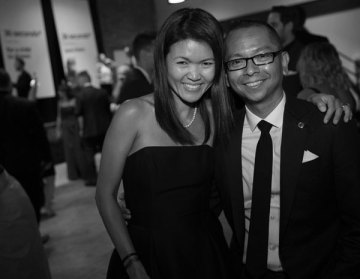 Dr. Michele Kong and Dr. Julian Maha. (KultureCity)