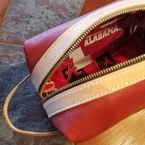 An Alabama travel bag is also available for customers. (Brittany Faush)