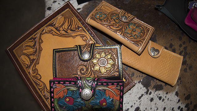 Dogwood Grove Goods is an Alabama Maker fashioning memorable leather goods
