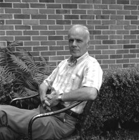 Portrait of Walker Percy (Bern and Franke Keating Collection, Southern Media Archive, Archives and Special Collections, University of Mississippi Library, Oxford)