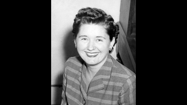 On this day in Alabama history: Pulitzer Prize winner Hazel Brannon Smith died