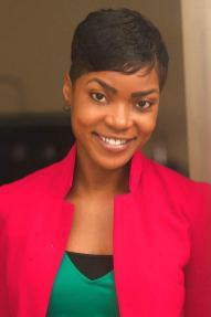 Shumerria Harris is living the actor's life in New York City, working a night job while auditioning for parts in film, stage and television during the day. She has won roles in several productions. (Courtesy of Shumerria Harris)