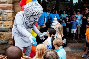 Grab your party hats and join Vulcan Park and Museum in celebration of Vulcan's 115th Birthday June 2 from 1 to 5 p.m. (Contributed)