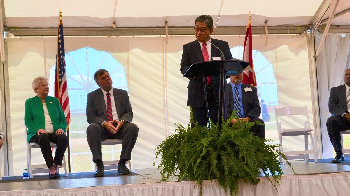 Auto supplier YKTA to create 650 jobs at $220M Alabama plant
