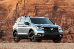 The Alabama-built Honda Passport is one of the most American-made vehicles sold in the U.S. (Honda)