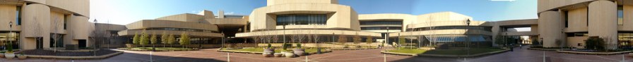 Panorama of the Birmingham-Jefferson Convention Complex. (Dystopos, Flickr)