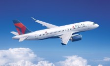 Delta Air Lines has ordered five additional A220-100 aircraft, bringing to 95 the total number of orders placed, including both the A220-100s and A220-300s. (Airbus)