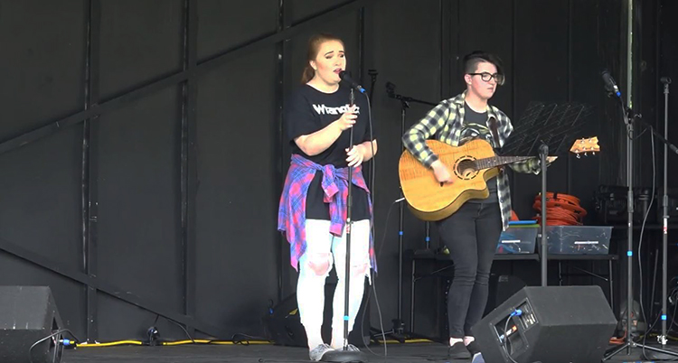 You are in for a treat at Brewton's Blueberry Festival June 15 with some of the best blueberries you have eaten and great entertainment. (Steve Layton)