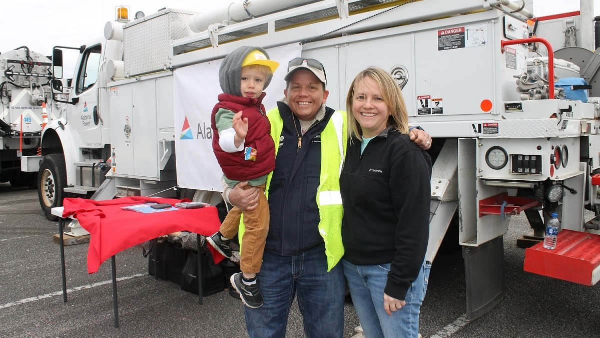 Alabama Power Lineman Appreciation Spotlight: Andi Alford