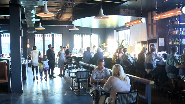 Automatic Seafood & Oysters is fresh, vibrant addition to Birmingham's dining scene