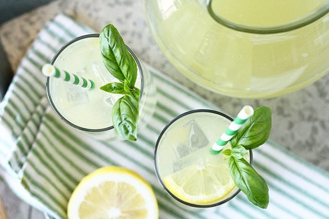 This refreshing drink is bursting with flavor. (Southern Bite)