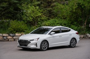 The 2020 Hyundai Elantra is among the vehicles produced at Hyundai Motor Manufacturing Alabama. (Hyundai)