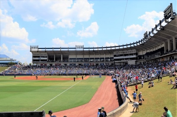 The Hoover Met has been host to the SEC Baseball Tournament for 22 years. (contributed)