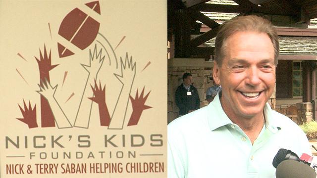 Nick Saban talks Nick's kids, retirement odds, stadium renovations and more