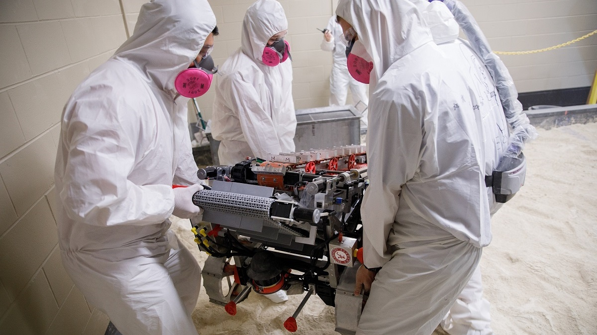 University of Alabama Robotics Team wins NASA's grand prize for fifth consecutive year