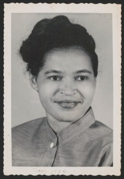 A statue honoring Rosa Parks will be erected at the Alabama State Capitol grounds. (file)