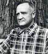 Portrait of Carl Carmer. (Image courtesy of the Alabama Literary Map, Caroline Marshall Draughon Center for the Arts & Humanities)