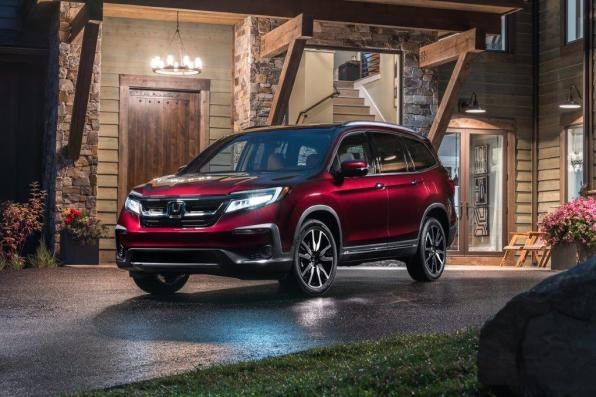 The Alabama-built Honda Pilot is one of the most American-made vehicles sold in the U.S. (Honda)