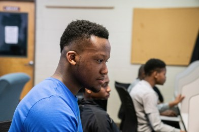 The Tuscaloosa Police Athletic League now provides computers for students with help from the Alabama Power Foundation. (Alabama Power Foundation)
