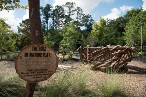 The Birmingham Zoo has several new amenities for its guests. (Brittany Faush/Alabama NewsCenter)