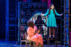 Matilda is underway through Aug. 4 at the Dorothy Jemison Day Theater. (contributed)