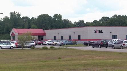 Sitel operates a call center in Hamilton. (Dennis Washington / Alabama NewsCenter)