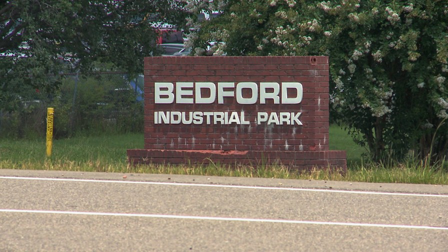 The Bedford Industrial Park is one of 12 industrial parks within Marion, Lamar and Fayette counties helping to attract new businesses and jobs to northwest Alabama. (Dennis Washington / Alabama NewsCenter)