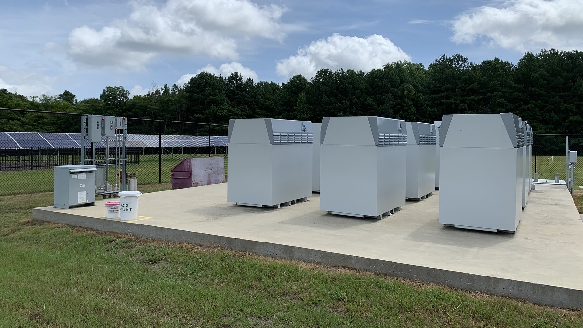Southern Research, energy companies, researchers join to open Energy Storage Research Center